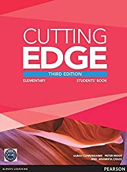 Cutting Edge Elementary Students' Book and DVD Pack