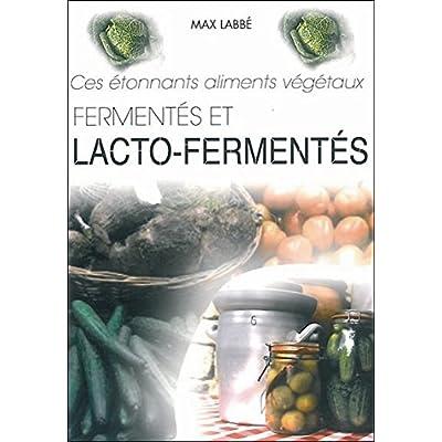 Ces étonnants aliments végétaux fermentés et lacto-fermentés