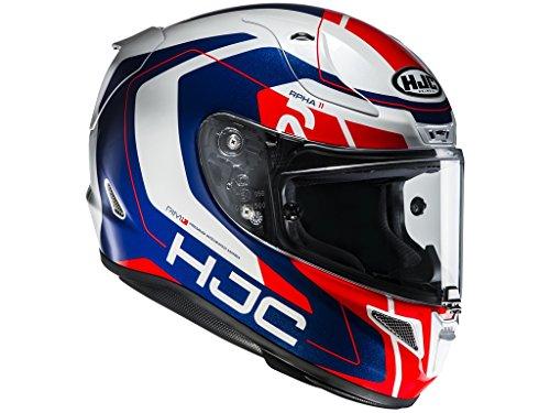 HJC 13512111 Casco Moto, Multicolore, XXL