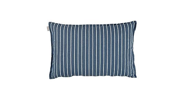 Bloominghome Pillow Case Stars Stripes Cushion Cover 40 x 40 cm 60 x 60 cm Grey