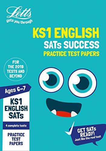 KS1 English SATs Practice Test Papers (Letts KS1 SATs Success)