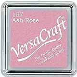 Tsukineko Versacraft - Tinta (tamaño pequeño), color rosa
