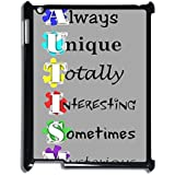 Generic Have With Autism 1 Phone Cases Plastics Character Womon For Apple Ipad 3