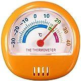TLfyajJ termómetro Nevera congelador doméstico, Mini Puntero termómetro Puntero Interior ...