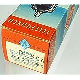 Nouveau :  electron tube DE VITRE (TV) PL504/28GB5#14797 Telefunken-Diamant