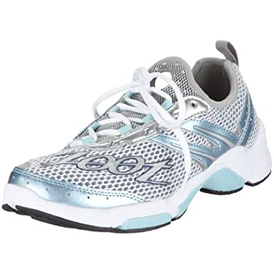 ZOOT W's Ultra Kapilani 2600073, Damen, Sportschuhe - Running, Blau (White/ Metallic Surf 0), EU 37.5 (UK 4.5) (US 6.5)