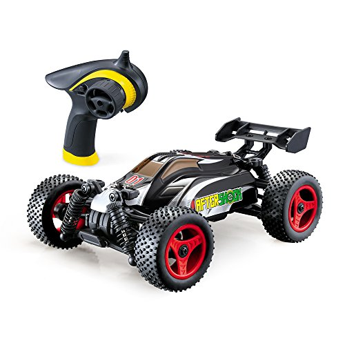 24 Car Rc 1 4x4 (HOSIM Neueste 4WD RC CAR High Speed 27 km / h 4x4 schnellen Rennwagen im Maßstab 1:24 RTR Electric Power Buggy 2.4G-Funkfernsteuerung Off Road Monster Truck S606)