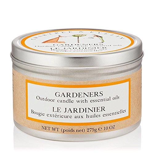 Crabtree & Evelyn Gardeners Kerze für den Außenbereich, 275 g