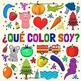¿De Qué Color Soy?: Un divertido juego de adivinanzas para edades 2-4