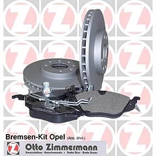 ZIMMERMANN 640.4220.00Bremsen Kit