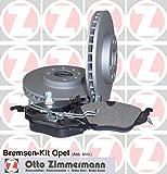 ZIMMERMANN 640.4201.00Kit Bremsen