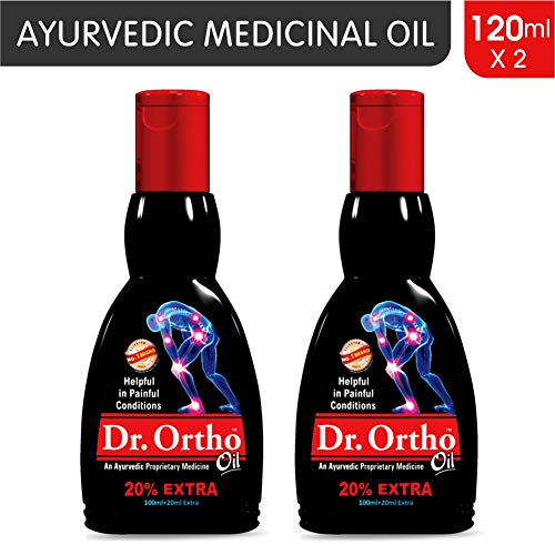 Dr Ortho Oil - 120 ml (Pack of 2)