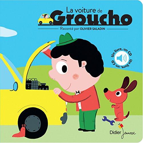 La Voiture de Groucho par Michèle Moreau