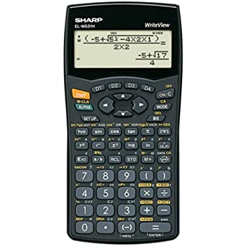 Sharp EL-W531 Scientific Calculator