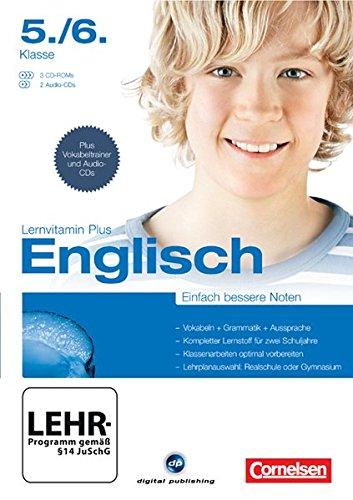Lernvitamin Plus - Englisch 5./ 6. Klasse