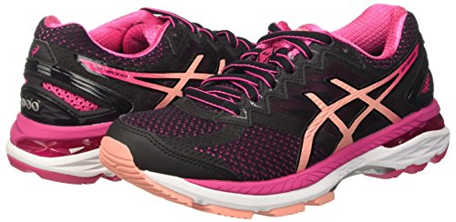 51u3yNSf0ZL - ASICS GT-2000 4 Women's Running Shoes (T656N)