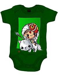Body bebé La Princesa Mononoke Hime Kawaii