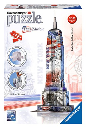 ravensburger-12583-flag-edition-empire-state-building-3d-puzzle-bauwerke-216-teile