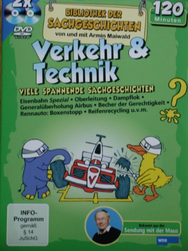 Bibliothek der Sachgeschichten - Verkehr & Technik