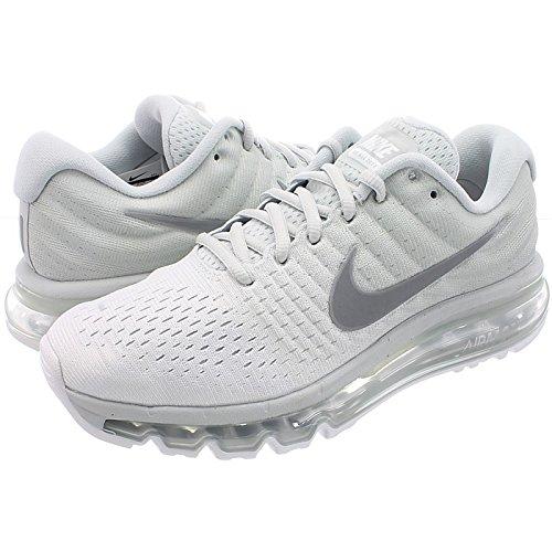 Baskets Nike 849560-002 Turquoise-blanc Pour Femme