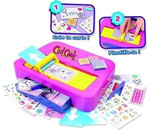 GIOCHI PREZIOSI Cool Cardz - Design Studio