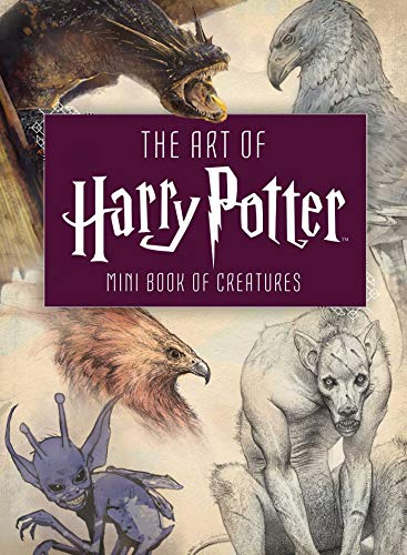 The Art of Harry Potter: Mini Book of Creatures par Insight Editions