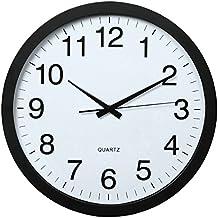 Schon Hama Wanduhr XXL PG 400 Jumbo, Analoge Quarz Uhr Mit Schleichendem Uhrwerk,