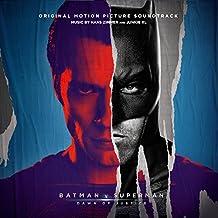 Batman v Superman Dawn Of Justice (Gatefold sleeve) [180 gm 3LP black vinyl]