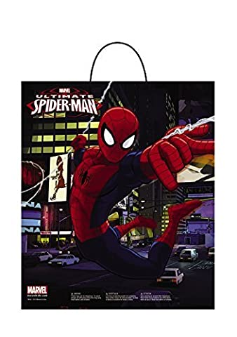 Ultimate Spider-Man Treat Bag by