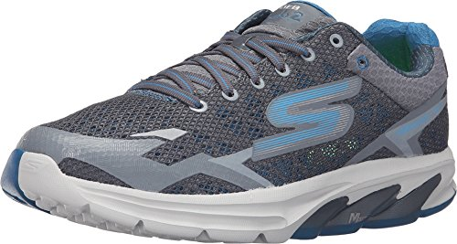 Skechers Mens Go MEB Strada 2 Breathable Cushioned Track Running Shoes