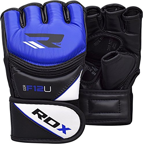 RDX MMA Handschuhe UFC Kampfsport Sparring Freefight Trainingshandschuhe Grappling Sandsack Gloves Image