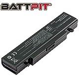 BattPit Batterie pour PC Portables Samsung AA-PB9NC6B AA-PB9MC6B AA-PB9NS6B AA-PL9NC6B AA-PB9NS6W P530 R420 R430 R440 R460 R470 R480 R505 R517 R519 R520 R530 R540 R580 R620 R720 R730 R780 Q210 Q320 NP300E5A NP305V5A NP350V5C - Haute Performance [6 Cellules/4400mAh/49Wh] - Noir