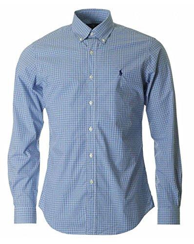 Polo Ralph Lauren Slim Fit Three Colour Gingham Shirt