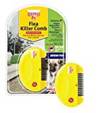 Zero In Electric Flea Killer Comb For Cats & Dogs Poison Free Destroy Fleas NEW