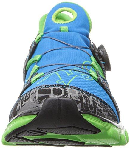 Zoot W Ovwa 2.0, Chaussures de running femme Bleu (Splash Green/Flash Black)