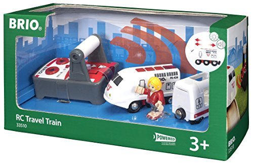 BRIO RC Train Travel