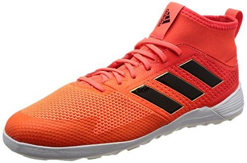 Adidas Herren Ace Tango 17.3 in Fußballschuhe, Mehrfarbig (Solar Red/Core Black/Solar Orange), 45 1/3 EU