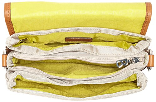 Bogner - Eve, Borsa a tracolla Donna Beige (Shell)