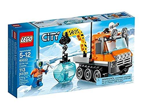 LEGO City 60033 - Arktis-Schneefahrzeug