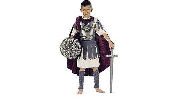 SCUDO GUERRIERO GRECO ANTICO ROMANO Centurione Soldato Novità Giocattolo di Plastica