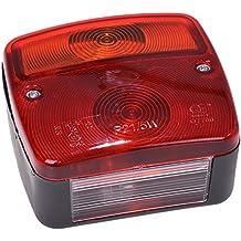 Filmer 36440 - Luz trasera para remolque con 4 funciones