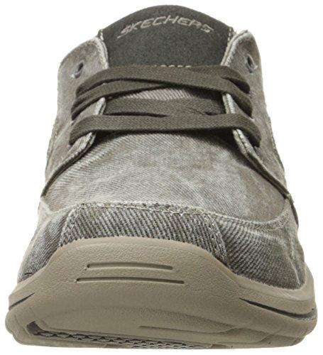 up Luz Sneaker Skechers Fultone Eua Oxford Gewã¤hlt Cinza Lace nxgzOIvq