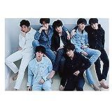 Skisneostype KPOP Bangtan Children BTS Love Yourself Poster (BTS)