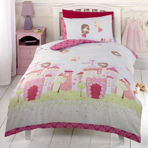Candado doble edredón y almohada Set