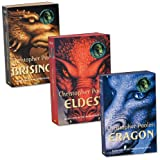 Eragon Trio, 3 books, RRP £23.97
