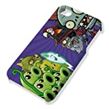 Schutzhülle für iPhone 5, Videospiele Stauden-vs Zombies Chamalow Shop