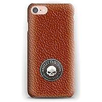 Funda para el iPhone X, 8, 8+, 7, 7+, 6S, 6, 6S+, 6+, 5C, 5, 5S, 5SE, 4S, 4, 100% Harley Davidson