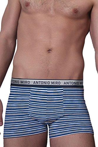 Antonio Miro Herren Boxershort Blau