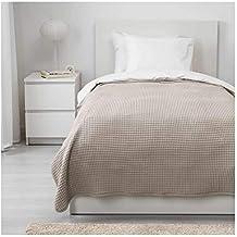 IKEA ASIA VARELD - Colcha, Color Beige
