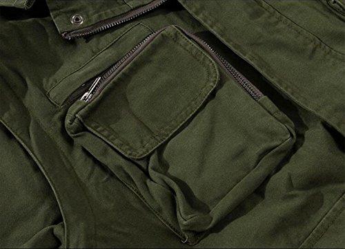 JZWXX - Blouson - Blouson - Homme UK320 Army Green